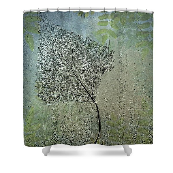 Expressiveness  Shower Curtain