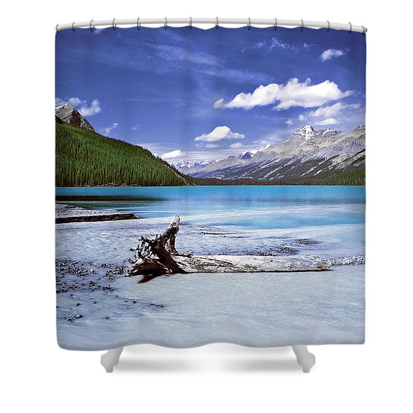 Exterior Decorations Shower Curtain