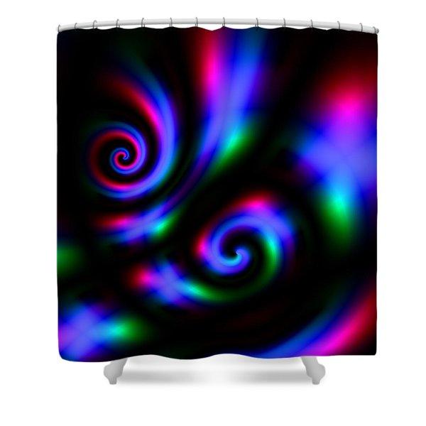 Exthusones Shower Curtain