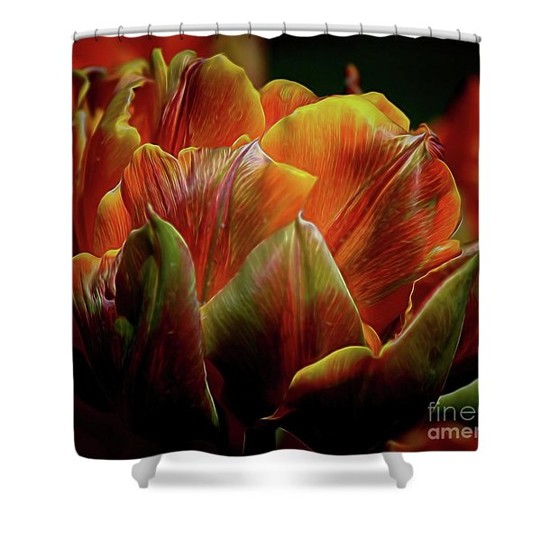 Extraordinary Passion Shower Curtain