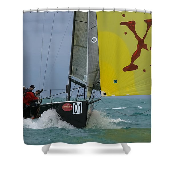 Extreme 2 Shower Curtain