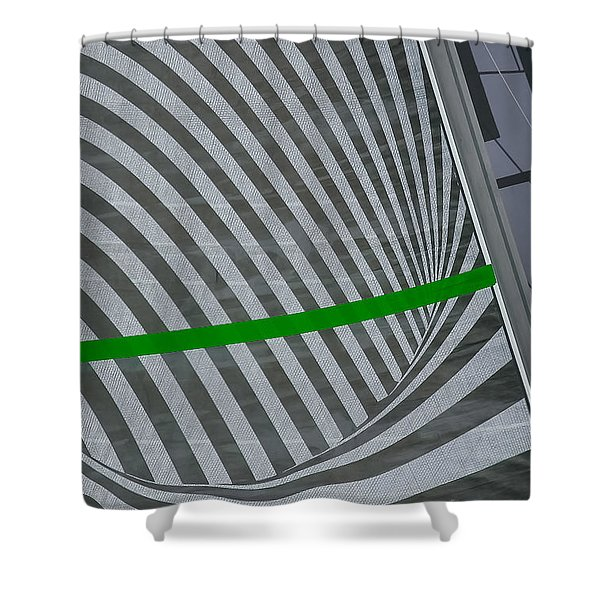 Extreme Cloth Shower Curtain