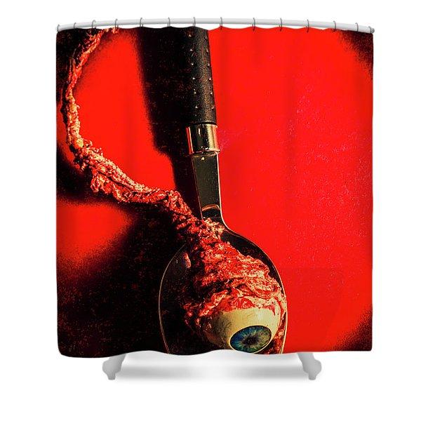 Eye Fillet Shower Curtain