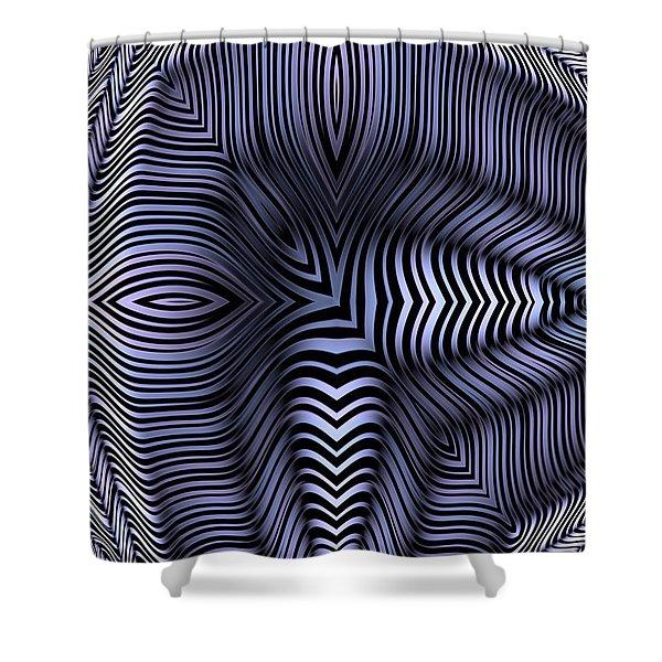 Eyeline Shower Curtain