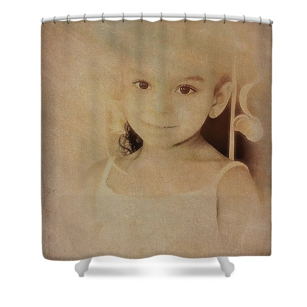 Innocent Eyes Shower Curtain