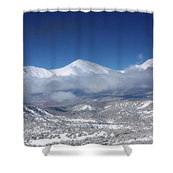 Faashavanowinter2 Shower Curtain
