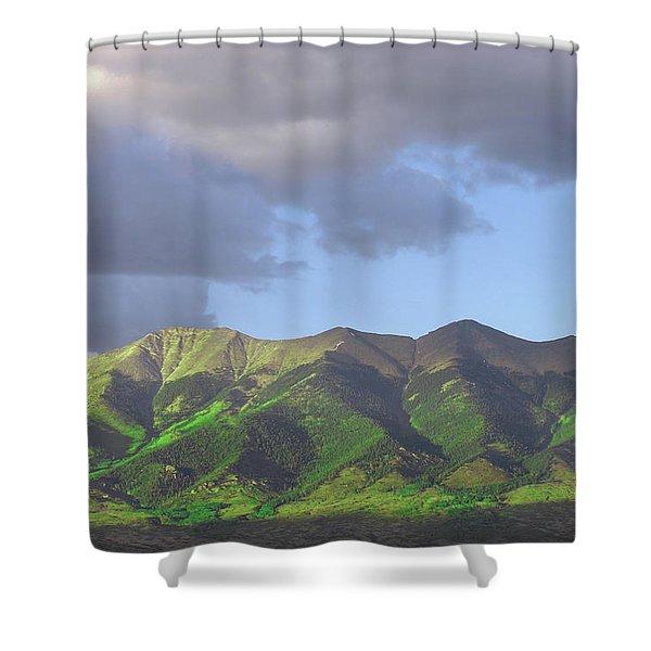 Faasummer001 Shower Curtain