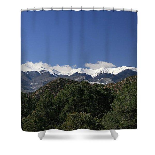 Faawinter002 Shower Curtain
