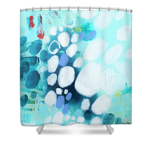 Faces In Your Photo Albums Shower Curtain