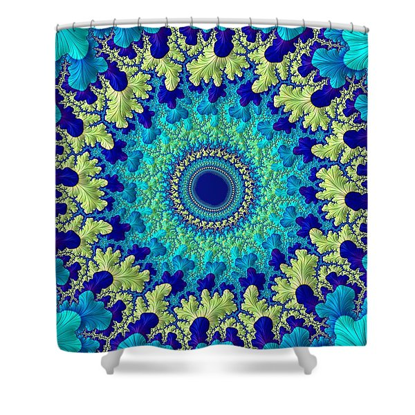 Faerie Woods Shower Curtain