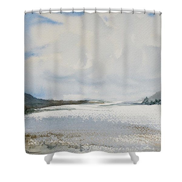 Fair Weather Or Foul? Shower Curtain