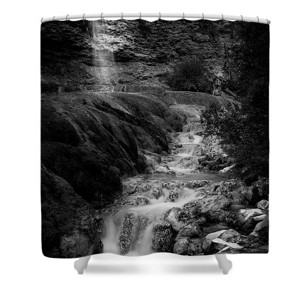 Fairmont Waterfall Shower Curtain