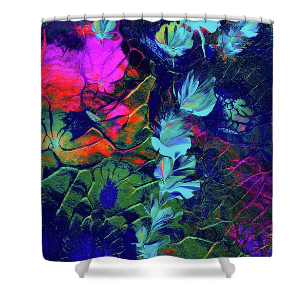 Fairy Dusting 2 Shower Curtain