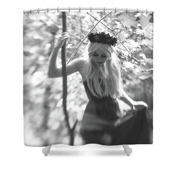 Fairy Queen Shower Curtain