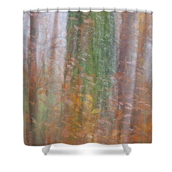 Fairy Tree Shower Curtain