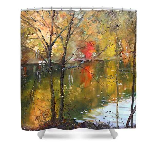 Fall 2009 Shower Curtain