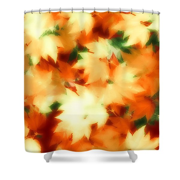 Fall II Shower Curtain