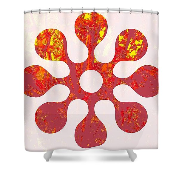 Fall Leaves #11 Shower Curtain
