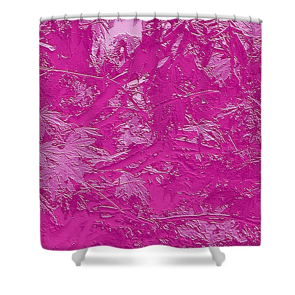 Fall Leaves #15 Shower Curtain
