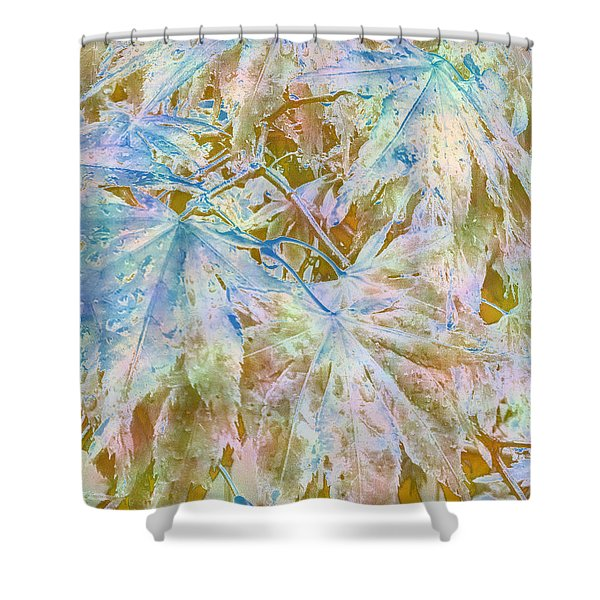 Fall Leaves #16 Shower Curtain