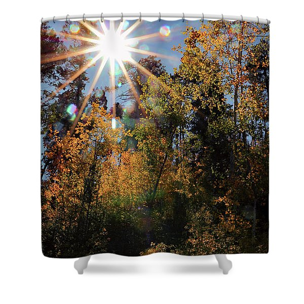 Fall Mt. Lemmon 2017 Shower Curtain