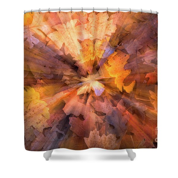 Fall Pizzaz Utah Adventure Landscape Photography By Kaylyn Franks Shower Curtain