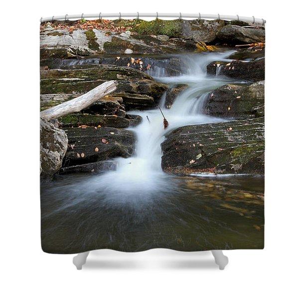 Fall Serenity Shower Curtain
