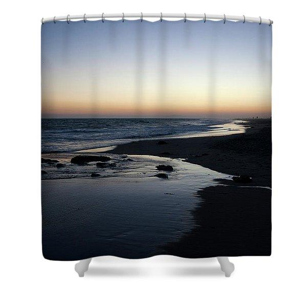 Fallen Sun, 2009 Shower Curtain