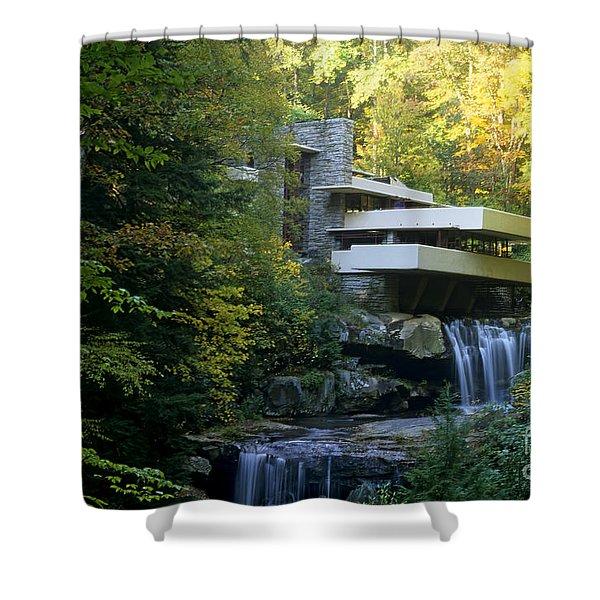 Fallingwater Shower Curtain