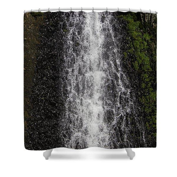 Falls Close Up Shower Curtain