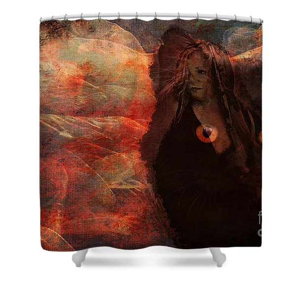 Familiar 2015 Shower Curtain