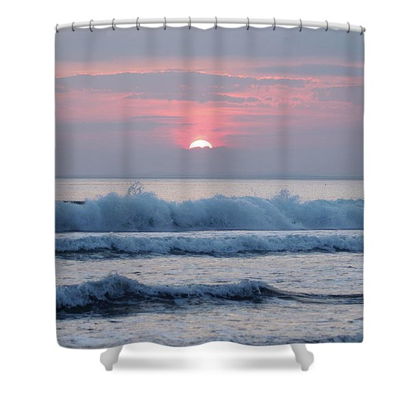 Fanore Sunset 1 Shower Curtain