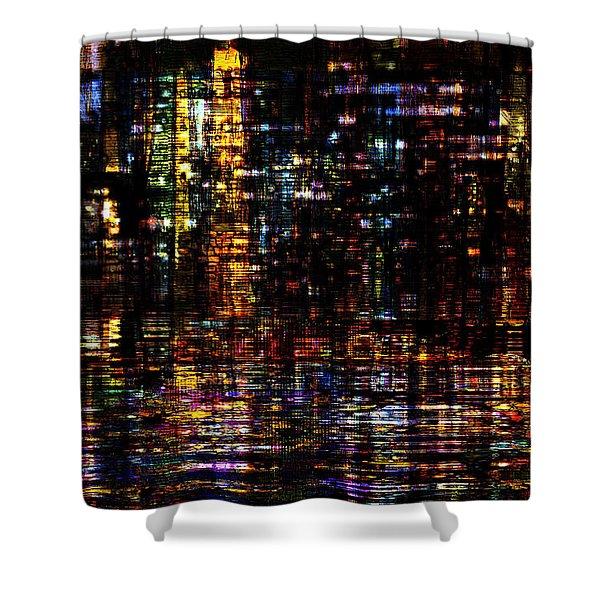 Fantastic Evening  Shower Curtain