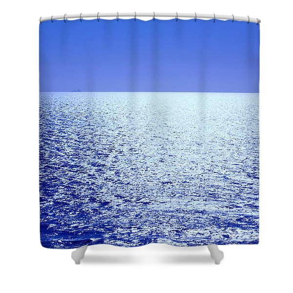 Far And Away Shower Curtain