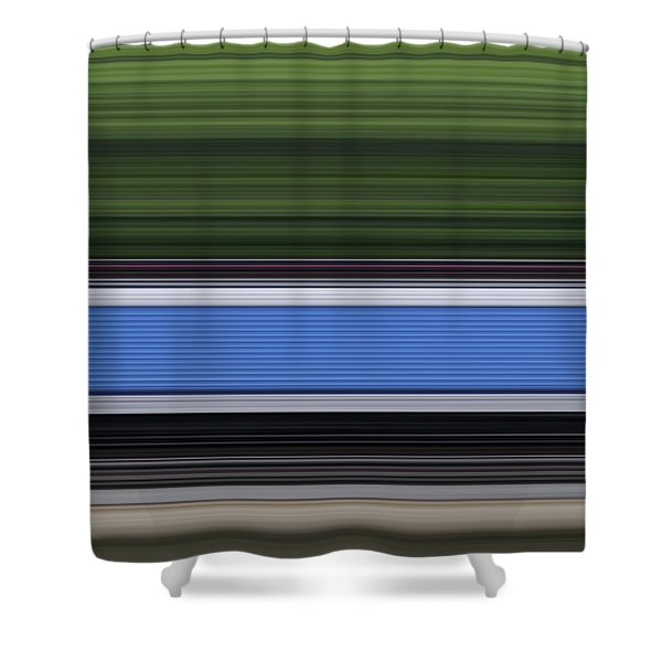 Farewell Shower Curtain