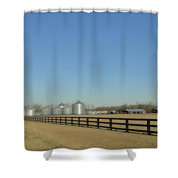 Farm Shower Curtain