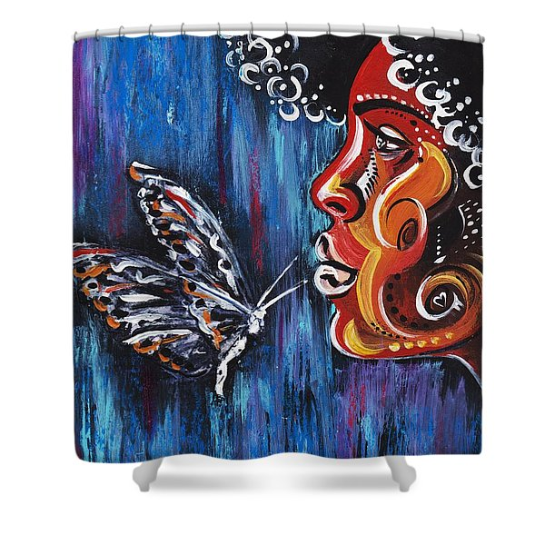 Fascination Shower Curtain