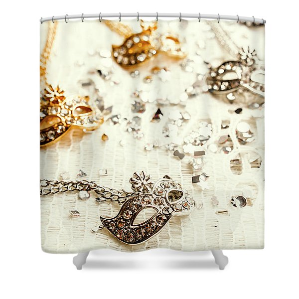 Fashion Funfair Shower Curtain