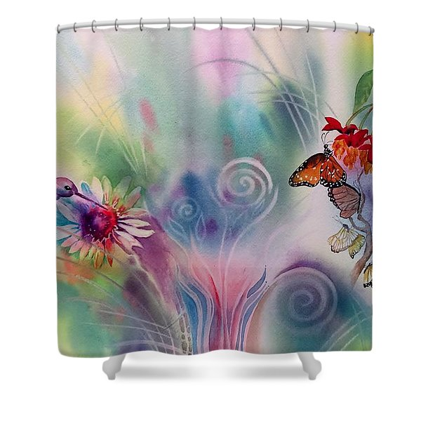 Favorite Things Shower Curtain