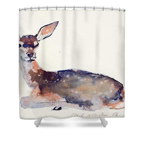 Fawn Shower Curtain
