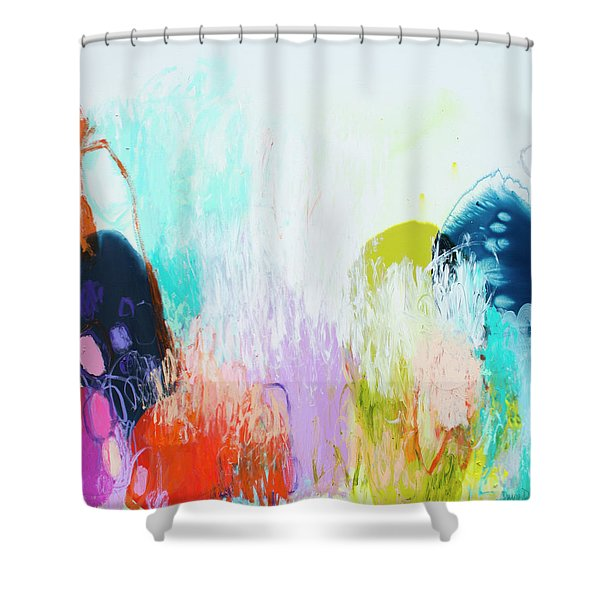 Fear Of Heights Shower Curtain