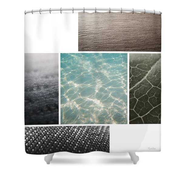 Feature Shower Curtain