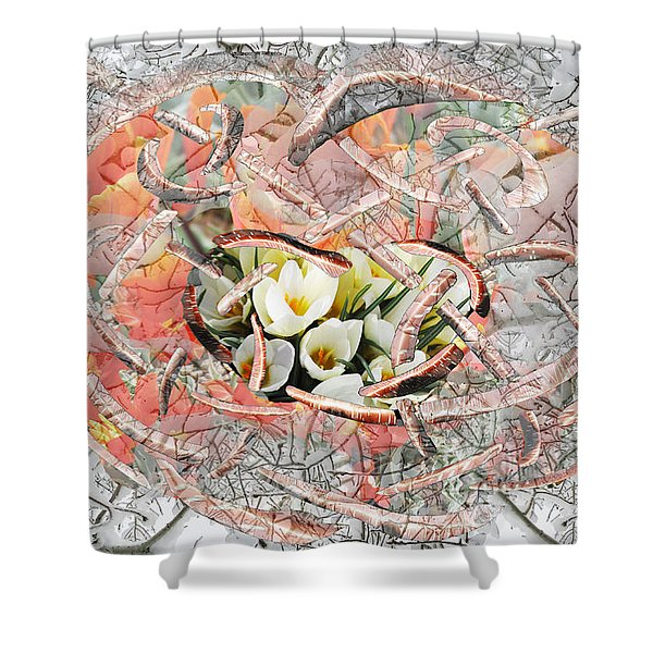 February Dreams Of March #1 Shower Curtain