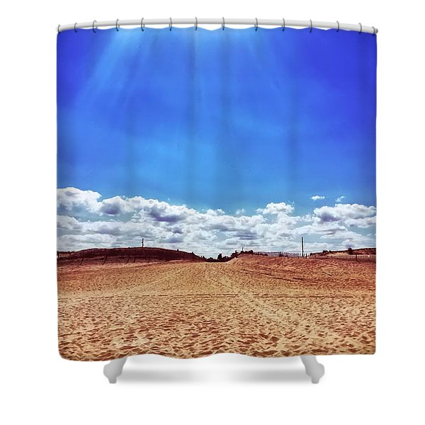 Fenwick Island State Park Shower Curtain