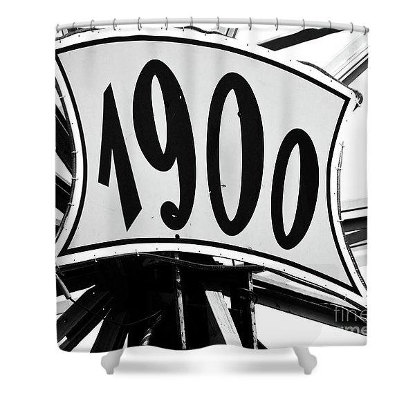 Fete-soulac-1900_26 Shower Curtain