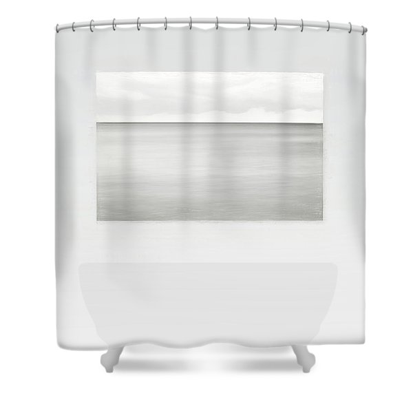 Fierce Calm Shower Curtain