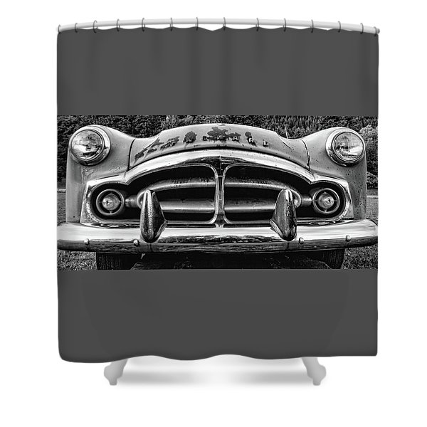 Fifty-one Packard Shower Curtain