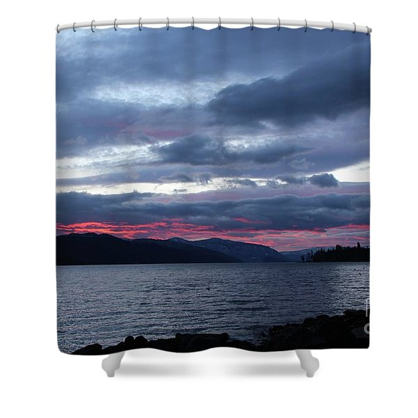 Final Touch Shower Curtain