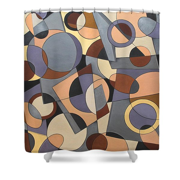Finding A Way Shower Curtain