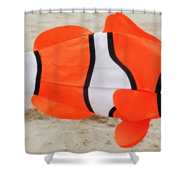 Finding Nemo Shower Curtain